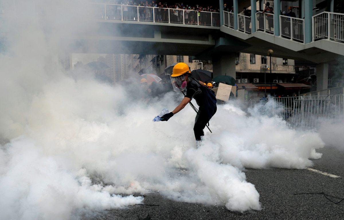 hong kong protests - photo #12