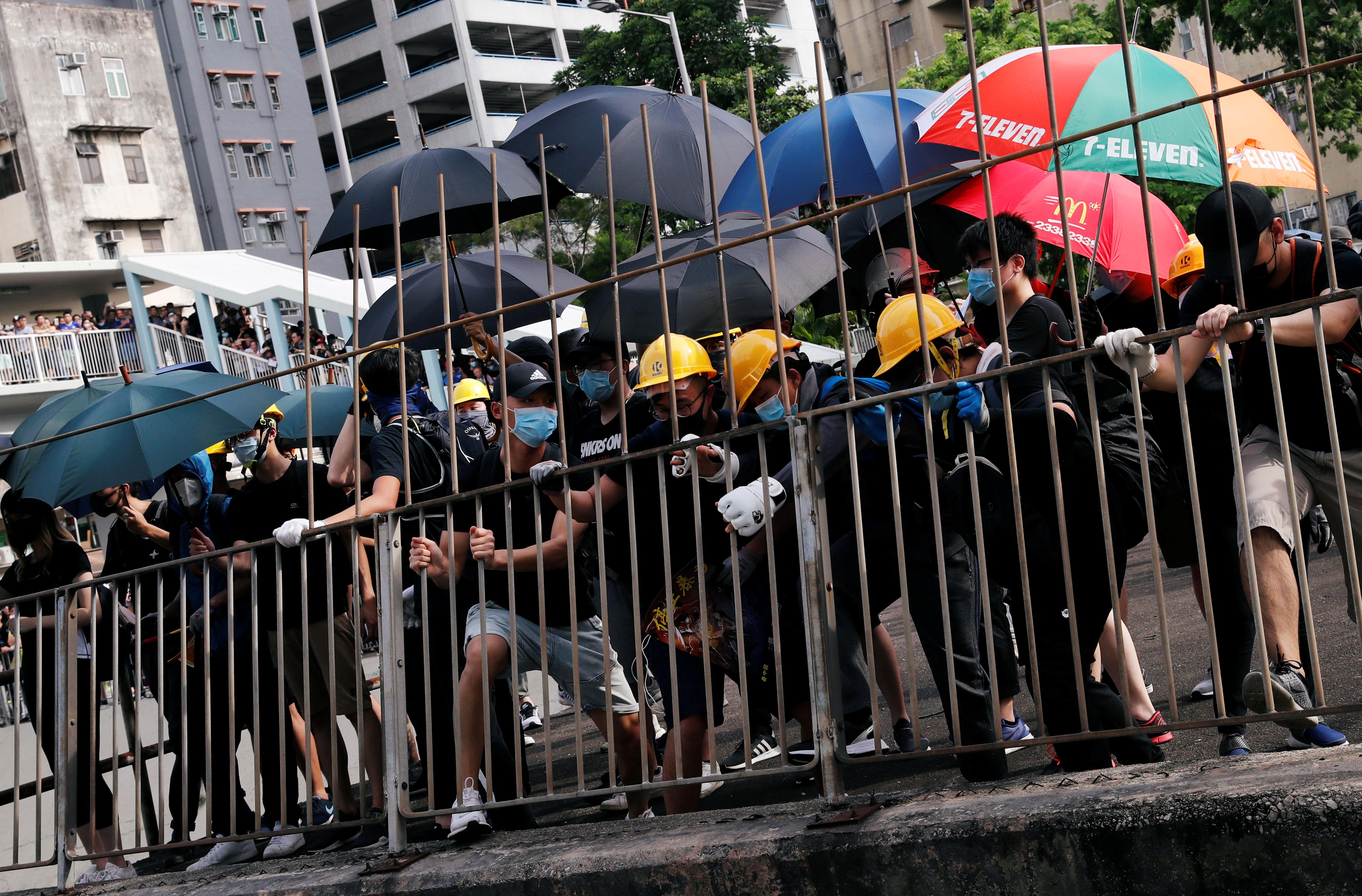 hong kong protests - photo #13