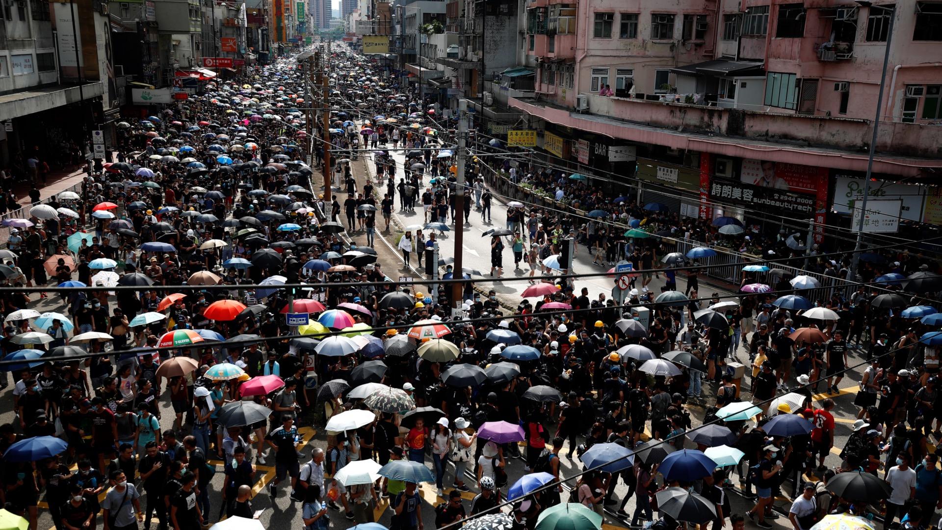 hong kong protests - photo #8