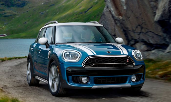 2019 Mini Cooper Countryman. (Courtesy of Mini)