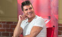 Simon Rolls Eyes at Little Céline Dion's Fan. But When She Sings, He's Blown Away