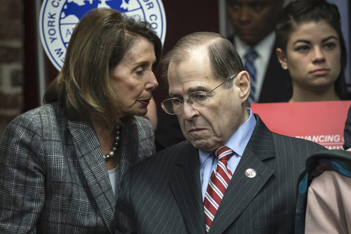 House Judiciary Chairman Says He Believes Democrats Have 'Solid' Impeachment Case
