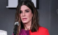 Sandra Bullock Cries Throughout a Candid Interview, Reveals Her Late Mom's Advice