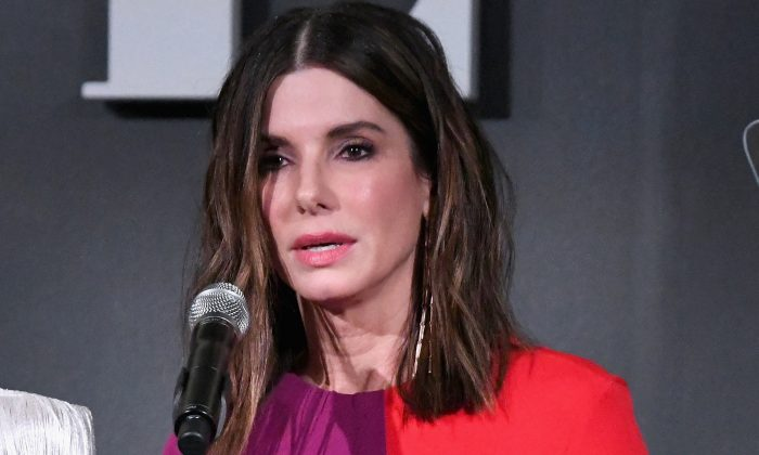 Sandra Bullock Cries Throughout a Candid Interview, Reveals