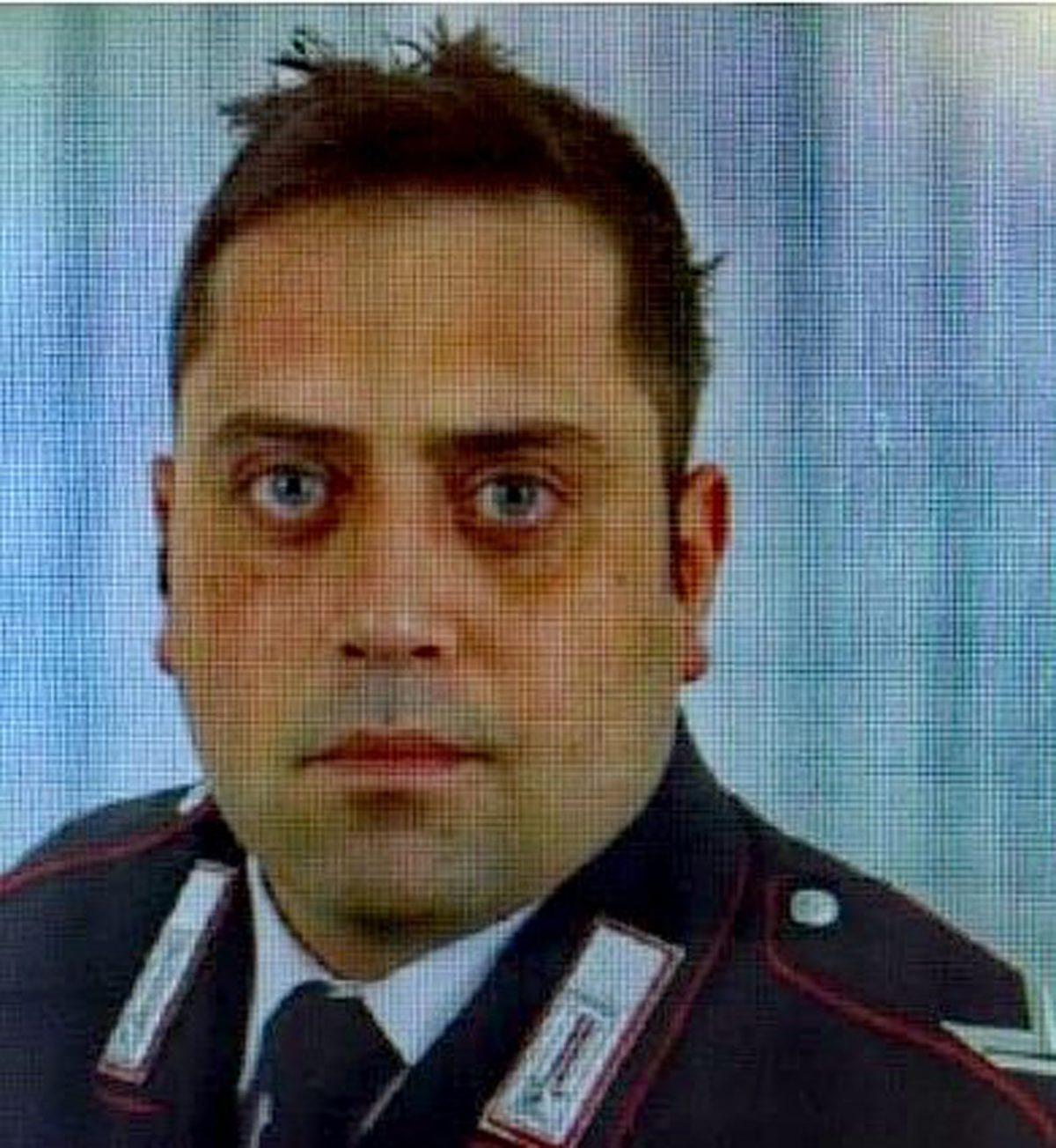 Police officer Mario Cerciello Rega