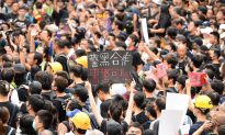 Hong Kong Public Servants Announce an Unprecedented Rally in Support of Protesters
