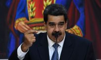 American Communists Watch as Russians Award Venezuela's President Maduro 'Order of Lenin'