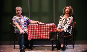 Theater Review: 'Two's a Crowd'