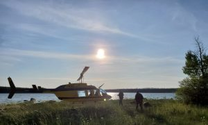 RCMP Comb York Landing as Search for BC Homicide Suspects Continues