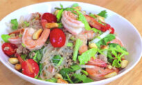 A Glass-Noodle Salad From the Land of Smiles