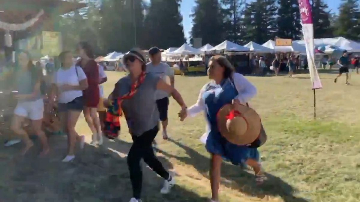 Gilroy Garlic Festival: Shooting leaves three dead, 15 wounded