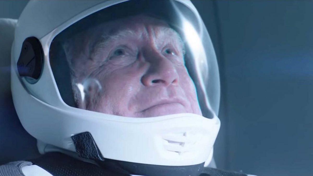 Richard Dreyfuss in Astronaut