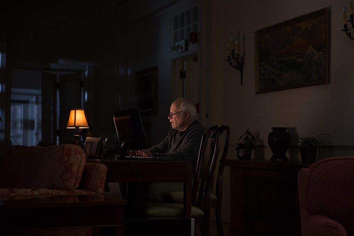 richard dreyfuss on computer