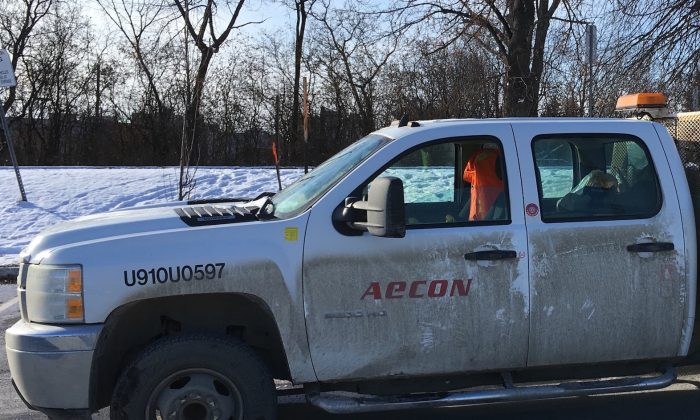 Aecon put up another strong second quarter and built up its project backlog to $6.8 billion. (Rahul Vaidyanath/The Epoch Times)