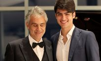 Watch Andrea Bocelli and His Handsome Son Perform to Ed Sheeran's Megahit 'Perfect'