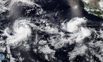 As Hurricane Erick Heads Toward Hawaii, Another Pacific Hurricane Expected to Form