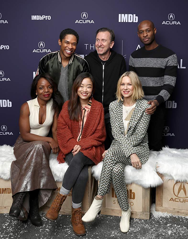 "Cast of six actors for ""Luce"""