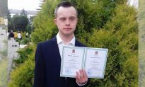 Man With Down Syndrome Makes History to Be 1st in Ukraine to Earn a Bachelor's Degree
