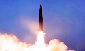 North Korea Launches 2 Short-Range Missiles, Seoul Says