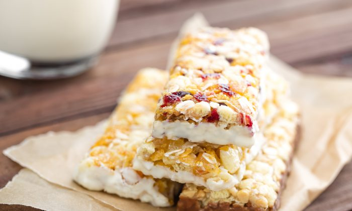 Granola bars are often sugary treats trying to pass themselves off as health food. (Sea Wave/Shutterstock)
