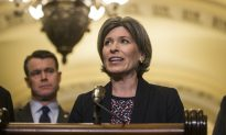 Sen. Ernst Wants to Move Feds Out of Washington, Make Firms Earn Contract Bonuses