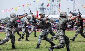China Developing 'Super Soldiers' Through Gene-Editing Tech