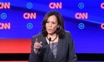 Kamala Harris' Hypocritical Glass Jaw Exposed for All The World To See