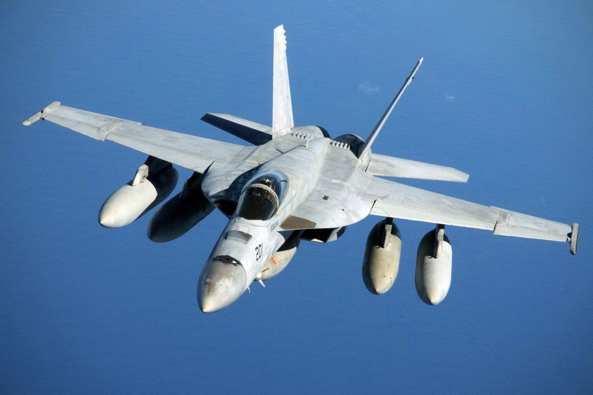 Navy Jet Crash