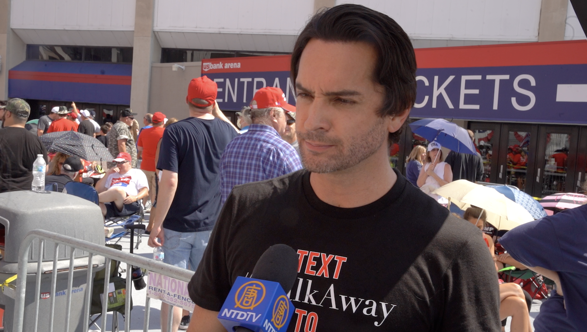 Brandon Straka, #Walkaway founder