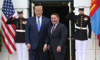 Trump Reveals Name for Mongolian Gift Horse