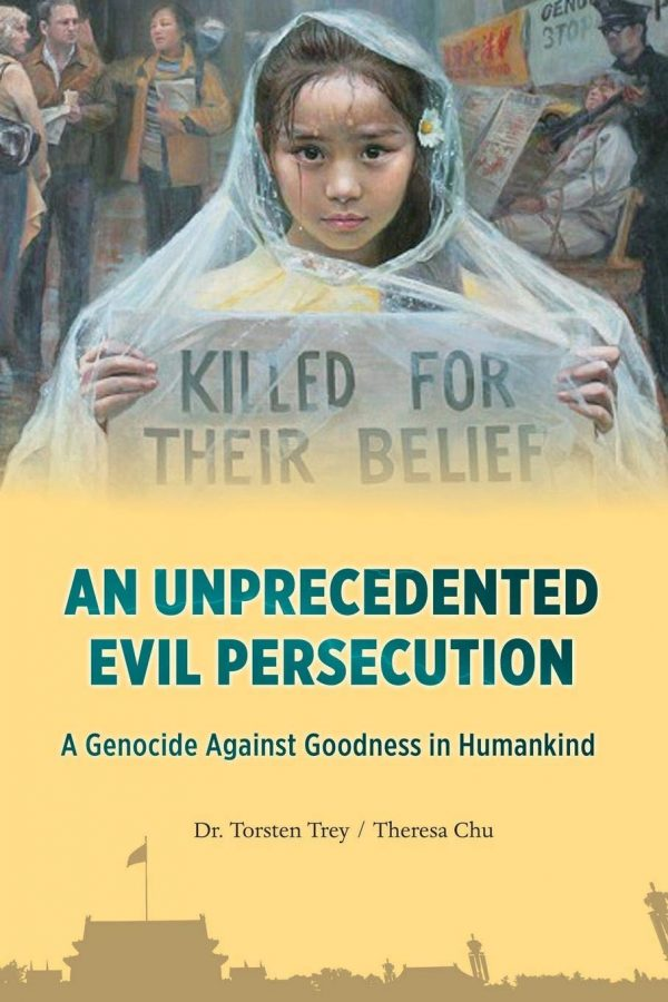 An Unprecedented Evil Persecution Book Cover