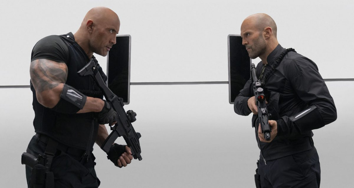 two men with guns