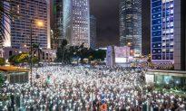 40,000 Civil Servants Rally in Hong Kong Ahead of Citywide Strike