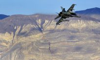 Navy Confirms Pilot Died in Jet Crash in Death Valley