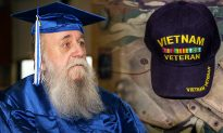 78-Year-Old Vietnam Vet Finally Gets High School Diploma 60 Years After Being Drafted