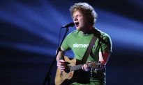 Little Boy Sings Ed Sheeran to Ellen With No Idea His Idol Is Sitting Right Behind Him