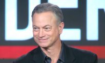 Actor Gary Sinise Honors National Ernie Pyle Day in Throwback Post
