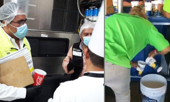 Stadium Food and Drink Stand Shamed for Allegedly Recycling Beer, Serving to Fans