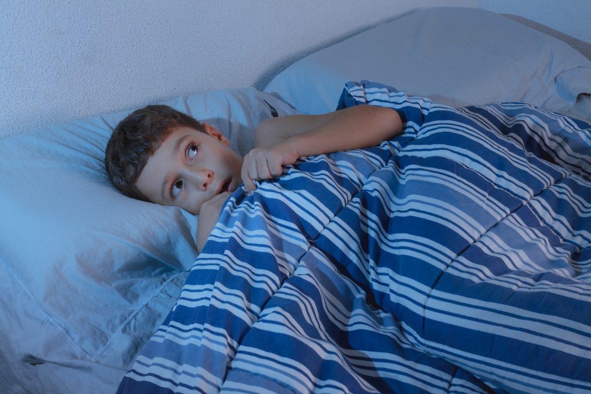 Insomnia: How to Help Children Get a Good Night's Sleep