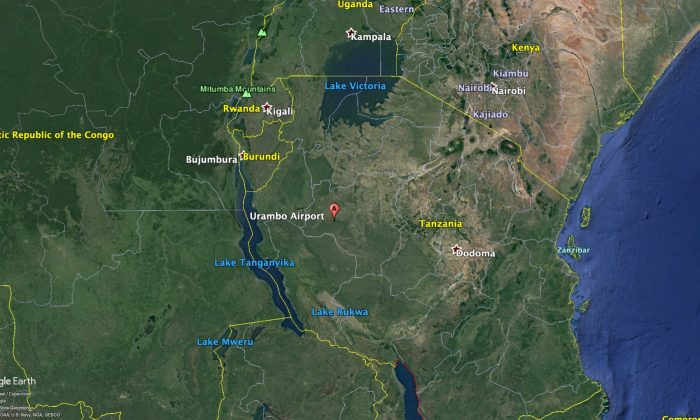 (Google Earth)