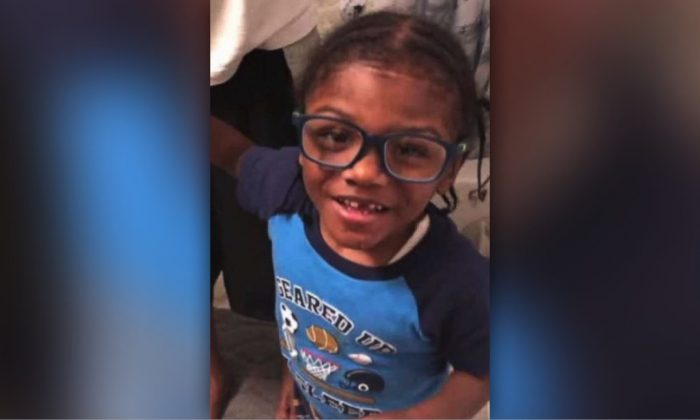 The body of missing 4-year-old Malachi Lawson was found in a dumpster in Baltimore, Maryland, on Aug. 4, 2019. (Baltimore Police Department)