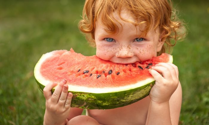 Watermelon contains lycopene which can protect your skin from sun damage. (Sharomka/Shutterstock)