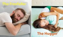 10 Sleeping Positions: Your Favorite Nap Time Posture Can Reveal Your True Personality