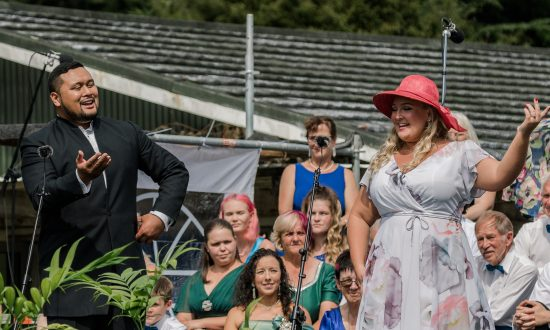 With Love and Avocados: New Zealand Opera, the Kennaways' Way