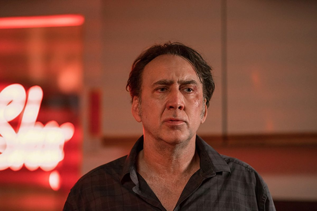 Nicolas Cage in A Score to Settle