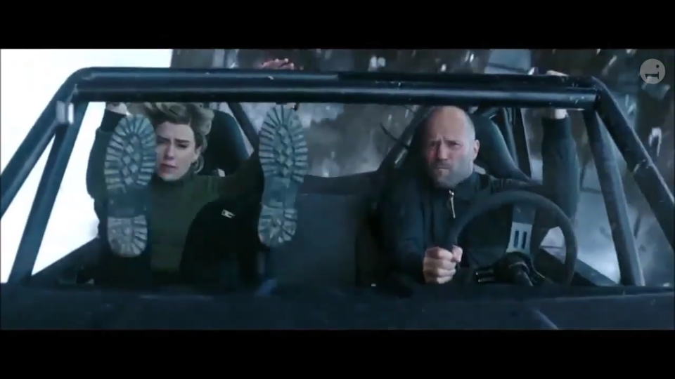 sister and brother in Hobbs and Shaw