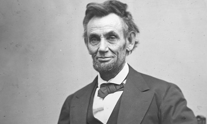 Former President Abraham Lincoln in a file photograph (Getty Images | Library of Congress)