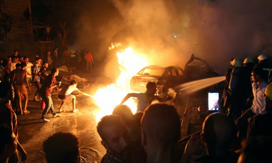 Nineteen Dead in Explosion Due to Cairo Car Crash: Ministry