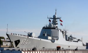 Chinese-Russian Military Cooperation Targets US Security