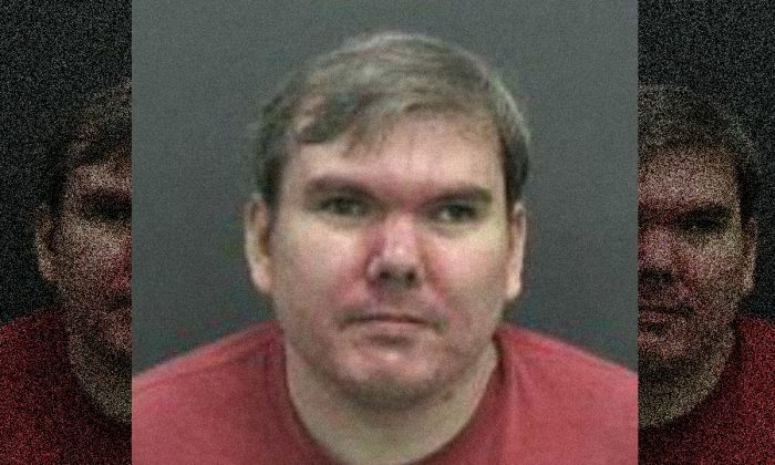 Wayne Lee Padgett in a booking mugshot. (Hillsborough County Sheriff)